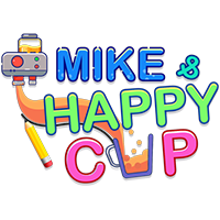Mike & Happy Cup