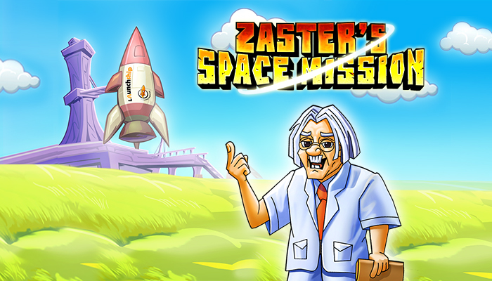 Zaster's Space Mission