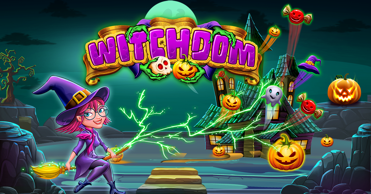 Witchdom Candy Match 3 Launchship Studios