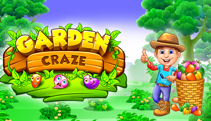 Garden Craze – Match 3 Game