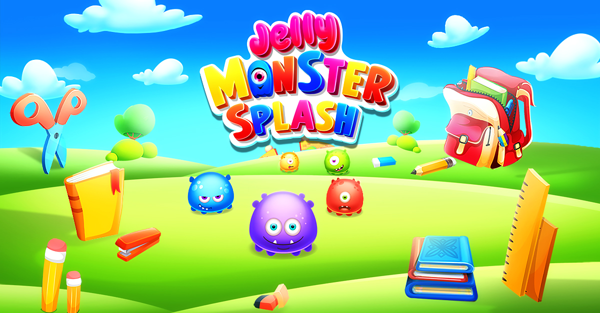 Jelly Monster Splash