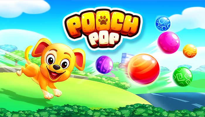 Pooch POP – Bubble Shooter Game