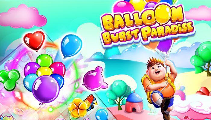 Balloon Burst Paradise