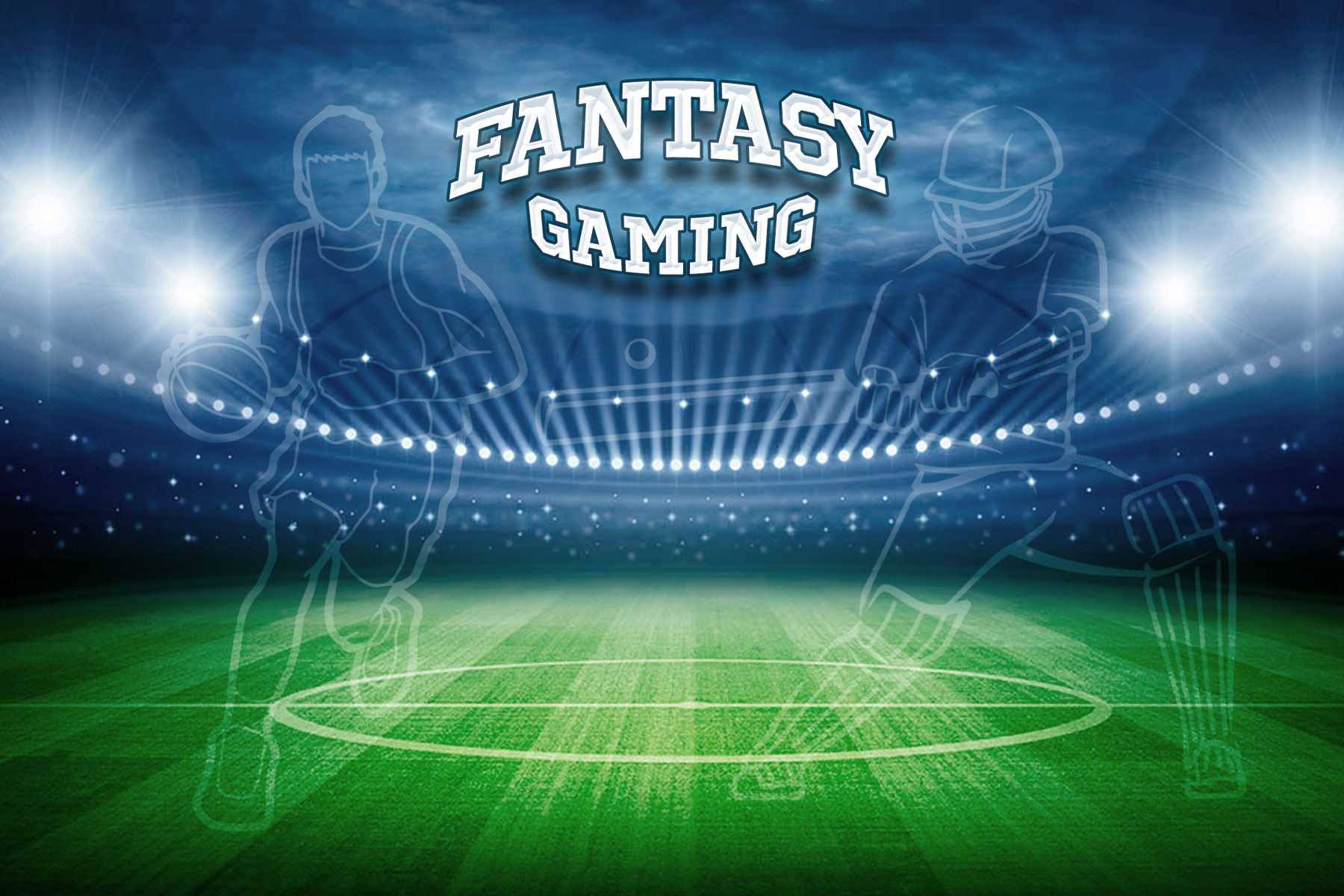Why should gaming companies lean towards live fantasy games going forward?
