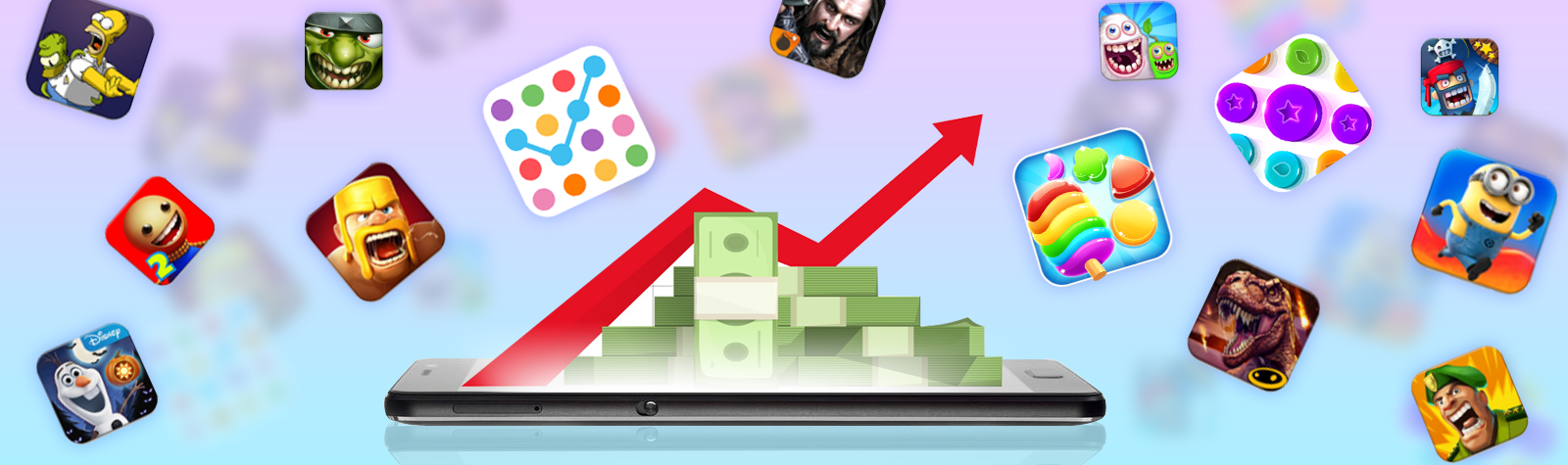 With a $70 Billion Mark Set for 2020, Advertisers Eye in-app Games