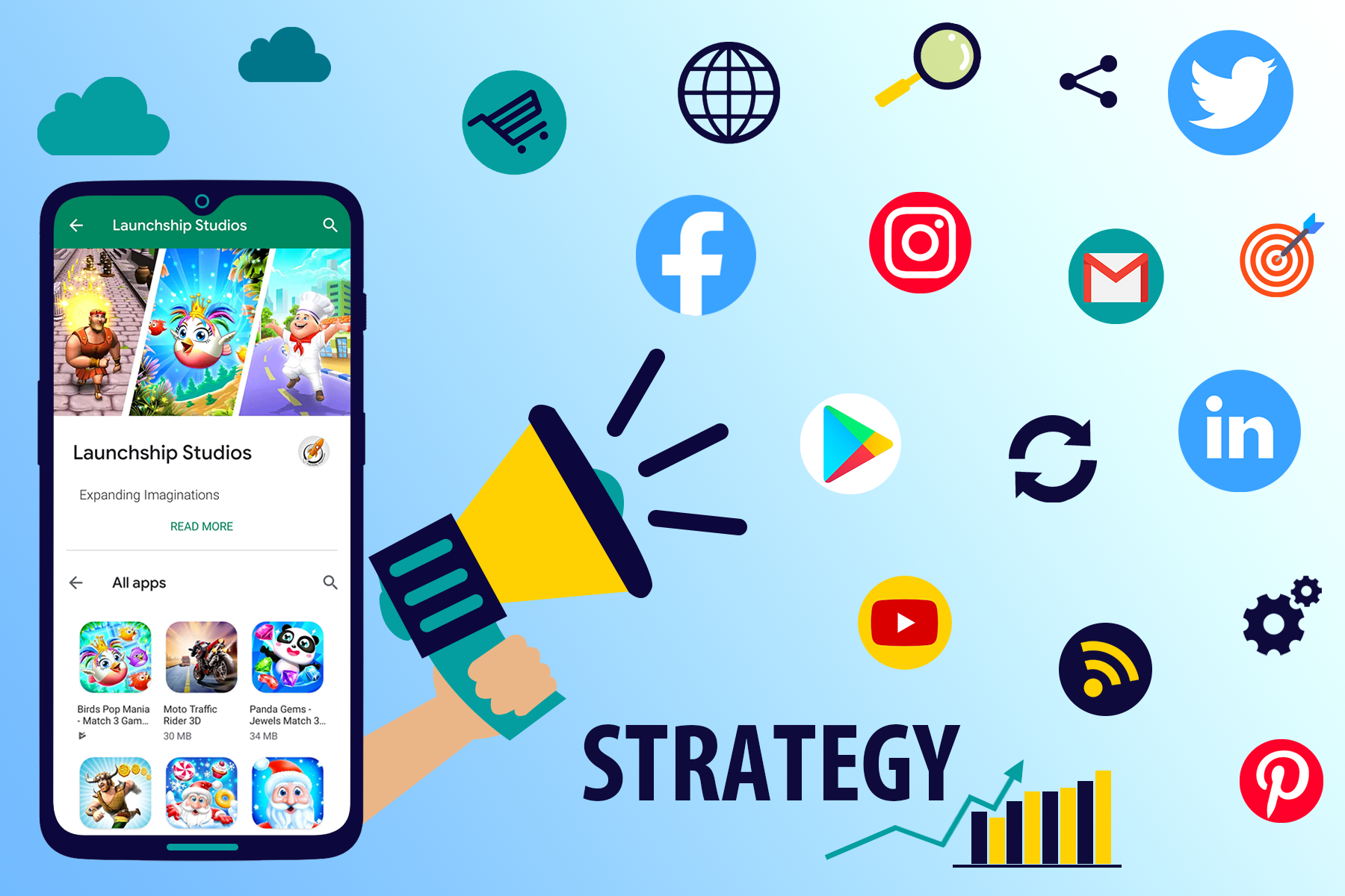 Best Strategies That Can Be Used for Soft Launching A Mobile Game in 2020